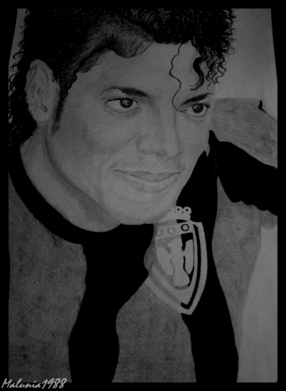 Michael Jackson by Malunia1988